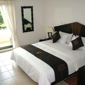 Hannemann Holiday Residence in Mahé:  Seychellen Hannemann Holiday Residence 2 Schlafzimmer Duplex Master