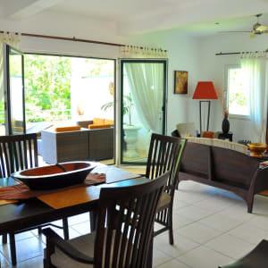 Hannemann Holiday Residence in Mahé:  Seychellen Hannemann Holiday Residence Duplex Apartment