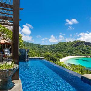 Anantara MAIA Seychelles Villas in Mahé:  Seychellen Maia Luxury Resort and Spa Ocean Panoramic Villa