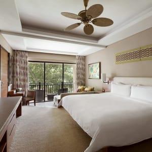 Shangri-La's Rasa Ria Resort in Kota Kinabalu:  Shangri La Rasa Ria Deluxe Room