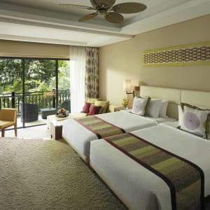 Shangri-La's Rasa Ria Resort in Kota Kinabalu:  Shangri La Rasa Ria Superior Zimmer