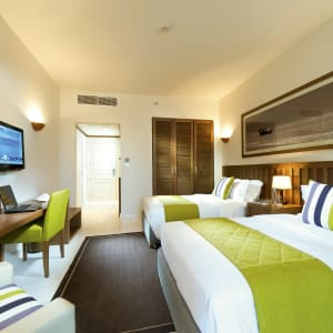 Sifawy Boutique Hotel in Muscat:  Sifah Sifawy Boutique Hotel Wohnbeispiel