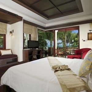 Khao Lak Bayfront Resort:  Thailand Khao Lak Bayfront Resort Seaview Bungalow