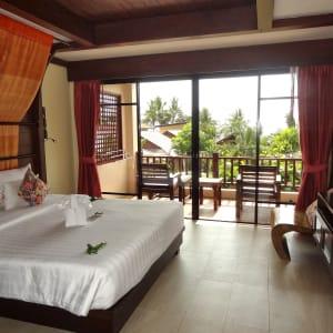 Samui Jasmine Resort in Ko Samui:  Thailand Samui Jasmine Resort Wohnbeispiel