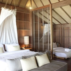 The Haad Tien Beach Resort in Ko Tao:  Thailand The Haadtien Beach Resort Wohnbeispiel