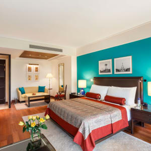 The Oberoi New Delhi:  The Oberoi New Delhi Premier Club Zimmer