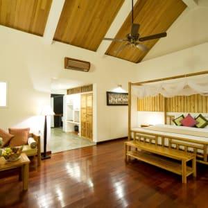 Pilgrimage Village in Hue:  Vietnam Pilgrimage Village Honeymoon Zimmer