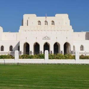 Mystisches Muscat & Opera House, EN, Halbtägig: Royal Opera House