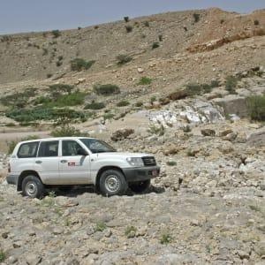 Ost- und West Salalah, EN, Ganztägig: Salalah