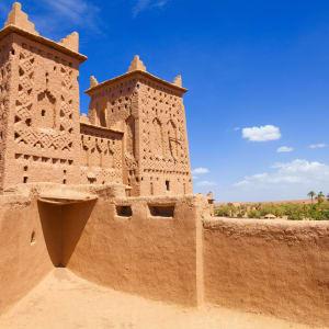 Auf den Straßen und Pisten des Königreichs ab Marrakesch: Skoura Kasbah Amridil