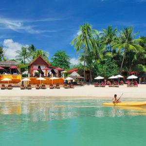 Zazen Boutique Resort & Spa in Ko Samui:  Thailand Zazen Boutique Resort & Spa Kajak