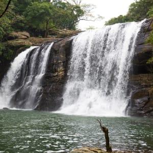 Naturpfade Sri Lankas ab Colombo: Sri Lanka Kandy Wasserfall