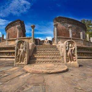 Sigiriya Jungles und Umgebung: Sri Lanka Polonnaruwa