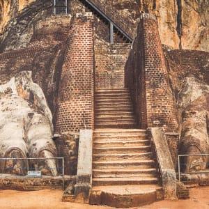 Auf neuen Wegen ab Colombo: Sri Lanka Sigiriya