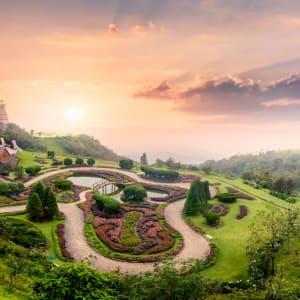 Mietwagenreise Mae Hong Son ab Chiang Mai: Thailand Chiang Mai Doi Inthanon Nationalpark