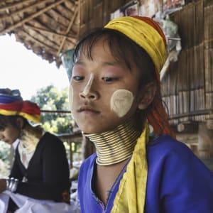 Soft Adventure Nordthailand ab Chiang Mai: Thailand Nordthailand Paduang Frauen