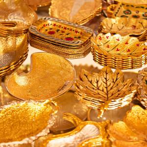 Glitzernder Perlen- & Blumenzauber ab Malediven: Vereinigte Arabische Emirate Dubai Goldmarkt