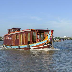 Mekong Eyes Cruises, ab/bis Saigon: Vietnam Gecko Eyes