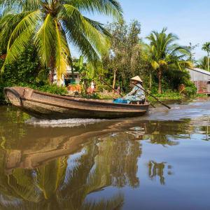 Höhepunkte Vietnams ab Hanoi: Vietnam Mekong Delta
