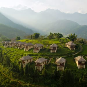 Topas Ecolodge in Hanoi: Vietnam Sapa Topas Ecolodge