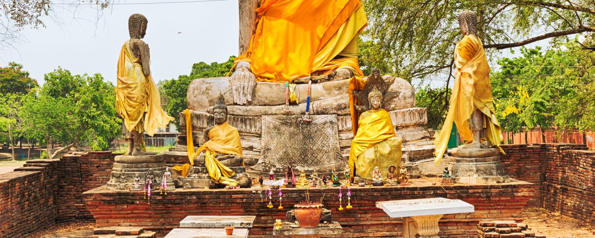 Ayutthaya & Mae Klong ab Bangkok: 1th-ayutthaya-historical-park-st-2015-Khoroshunova Olga