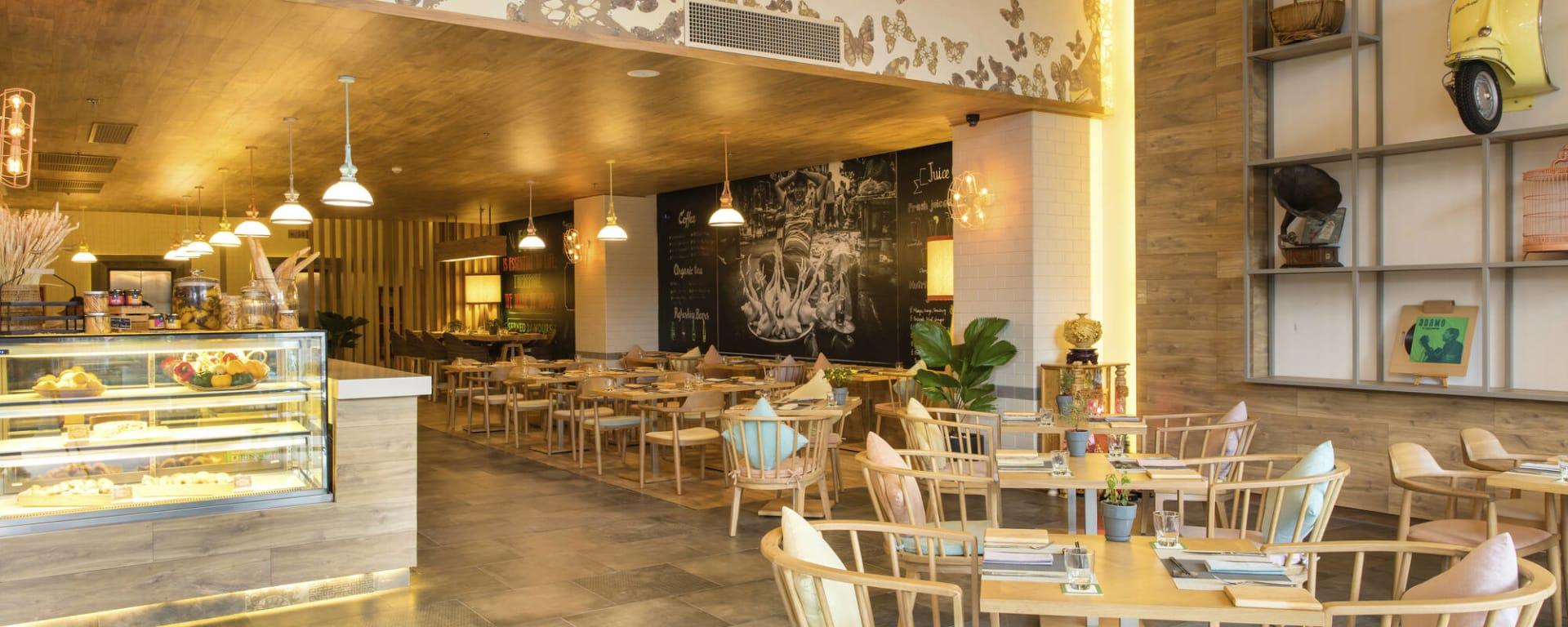 Fusion Suites Saigon: 1VN_2019_Fusion Suites Saigon_Fresh Restaurant_2