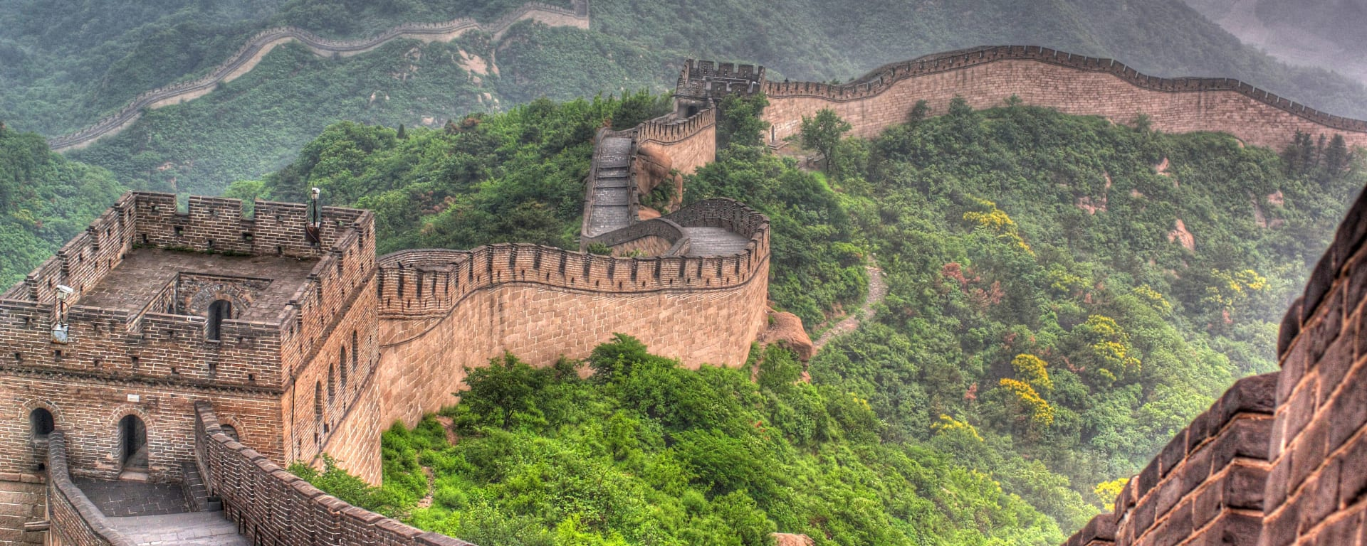 China entdecken mit Tischler Reisen: China Grosse Mauer