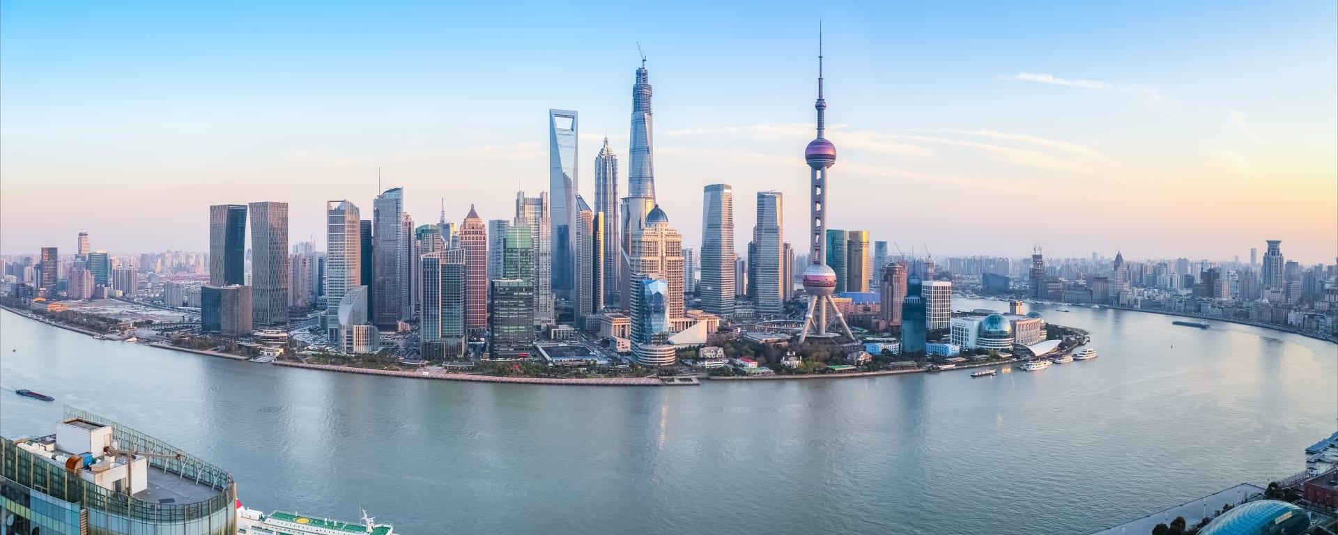 China entdecken mit Tischler Reisen: China Shanghai Pudong