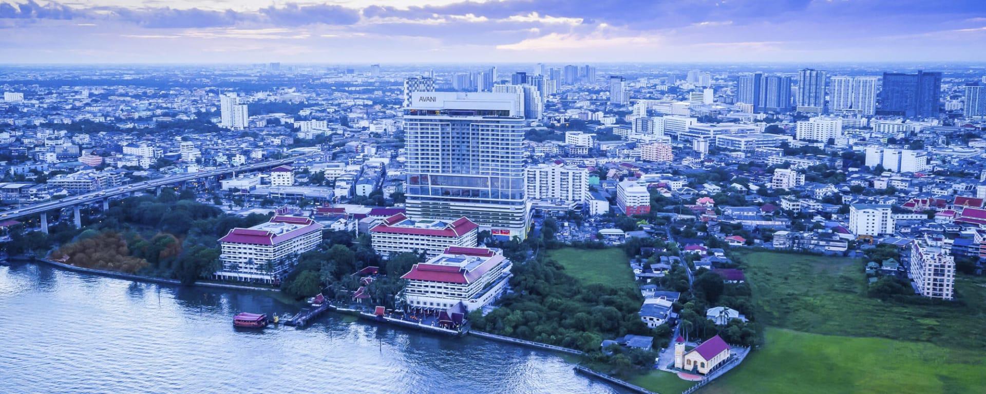 AVANI+ Riverside Bangkok Hotel: Bangkok AVANI+ Riverside Bangkok Hotel