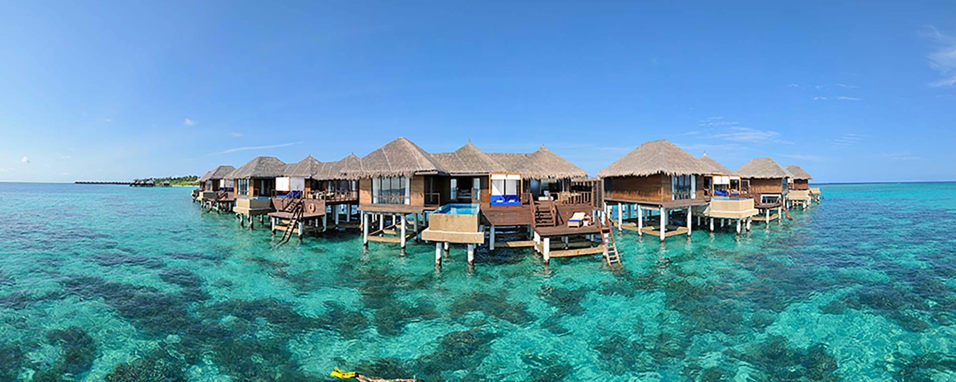 Coco Bodu Hithi in Malediven: Malediven Coco Bodu Hithi Coco Residence Wing