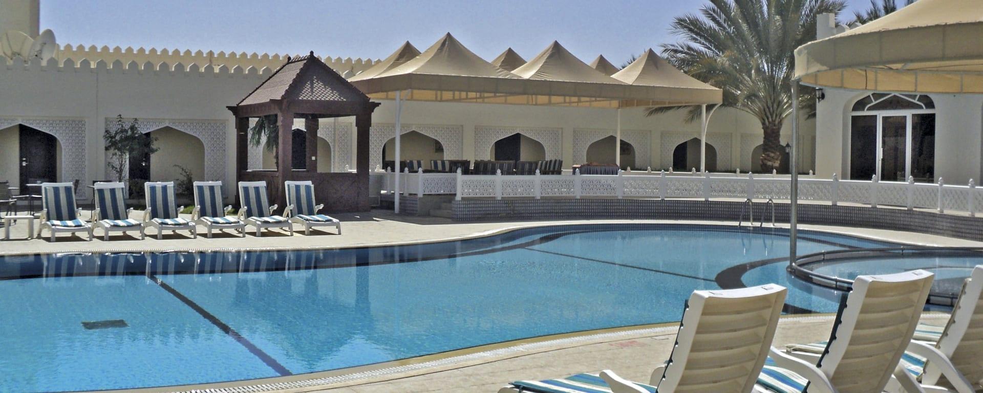 Falaj Daris Hotel in Gebirge: Nizwa Falaj Daris Hotel