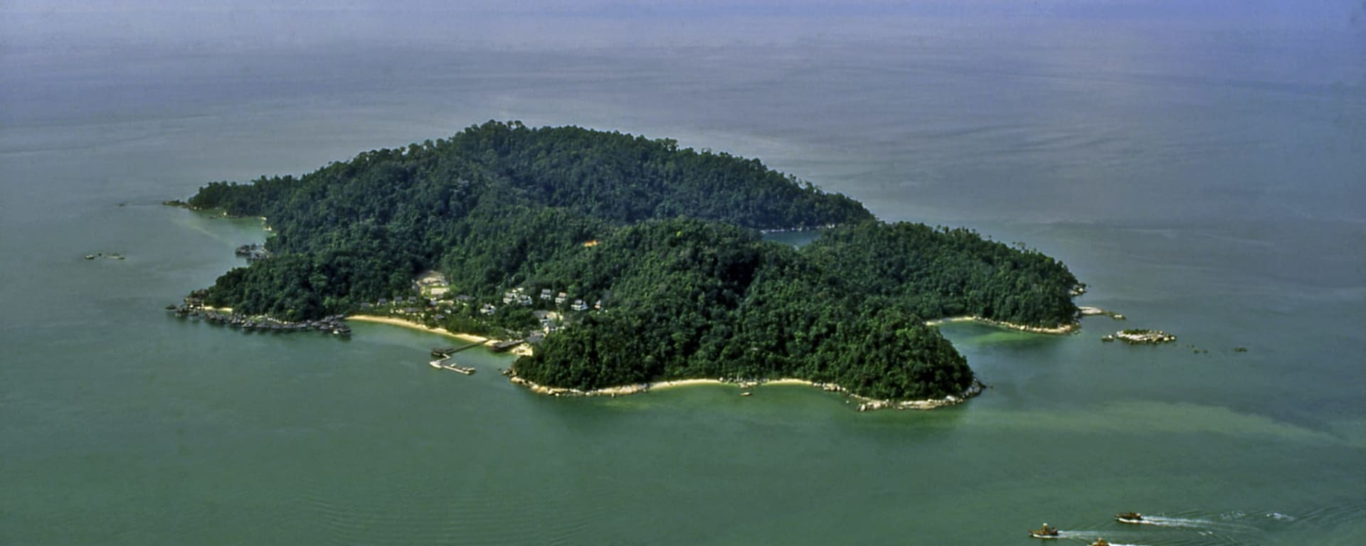 Pangkor Laut Resort in Kuala Lumpur: Pangkor Laut Resort