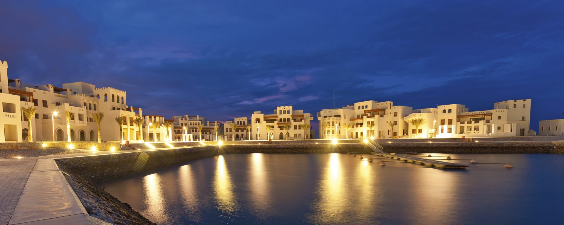 Sifawy Boutique Hotel in Muscat: Sifah Sifawy Boutique Hotel Aussenansicht
