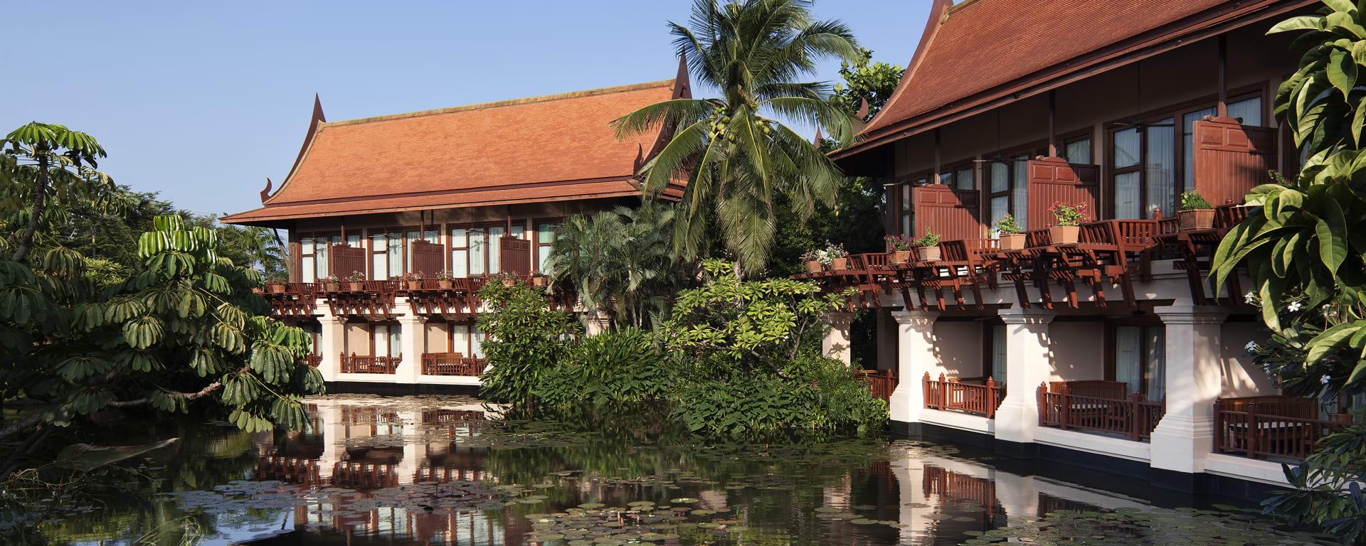 Anantara Hua Hin Resort: Thailand Anantara Hua Hin Resort Lagune