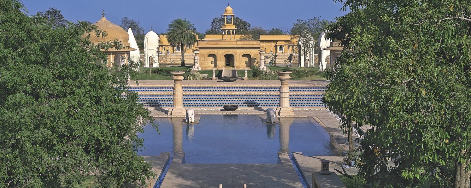 The Oberoi Rajvilas in Jaipur & Umgebung: The Oberoi Rajvilas
