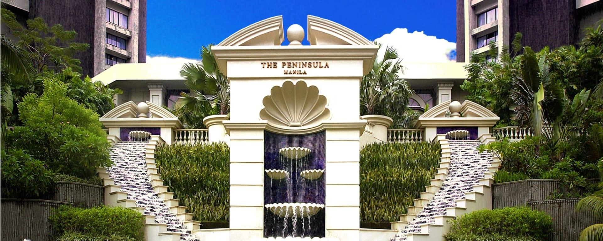 The Peninsula in Manila: The Peninsula Manila