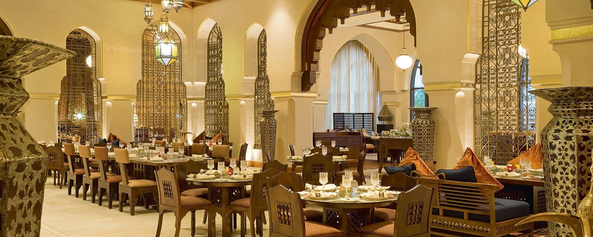 Palace Downtown Dubai: Dubai The Palace Downtown Restaurant