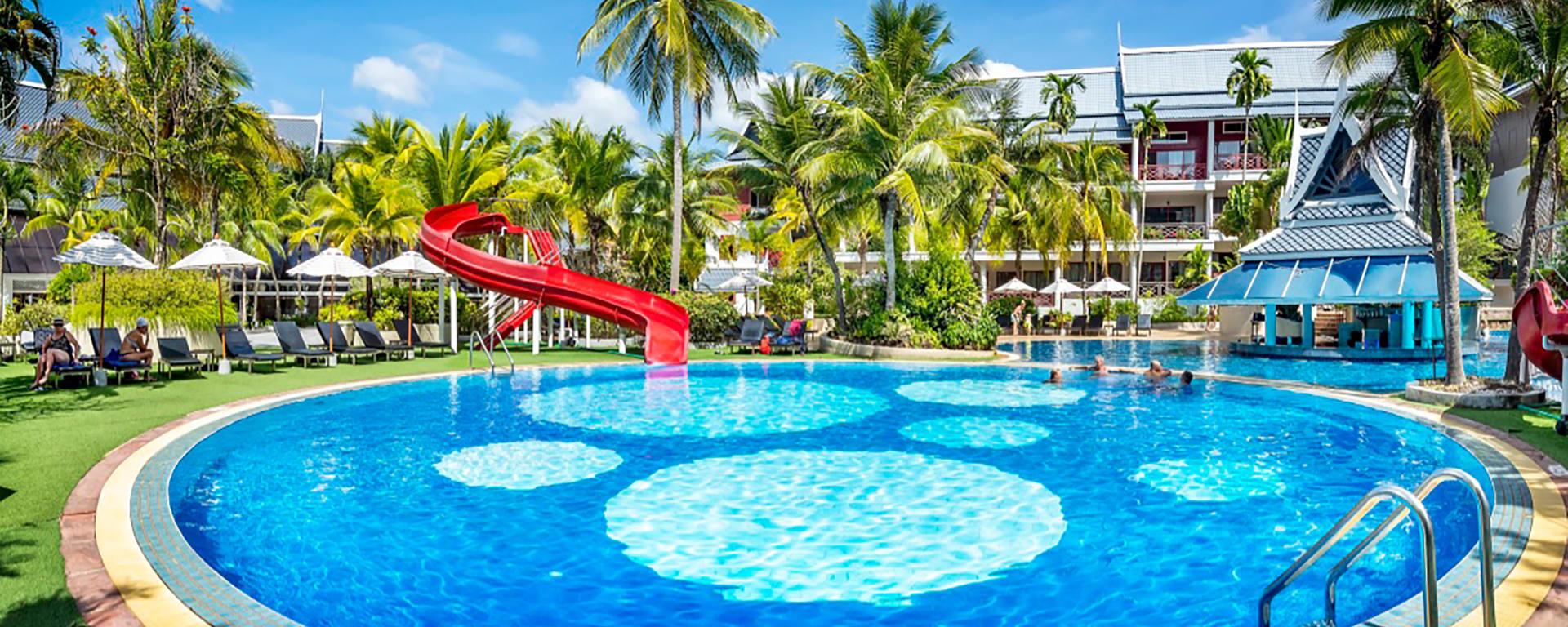 Cha Da Thai Village Resort in Krabi: Krabi Cha Da Thai Village Resort Pool