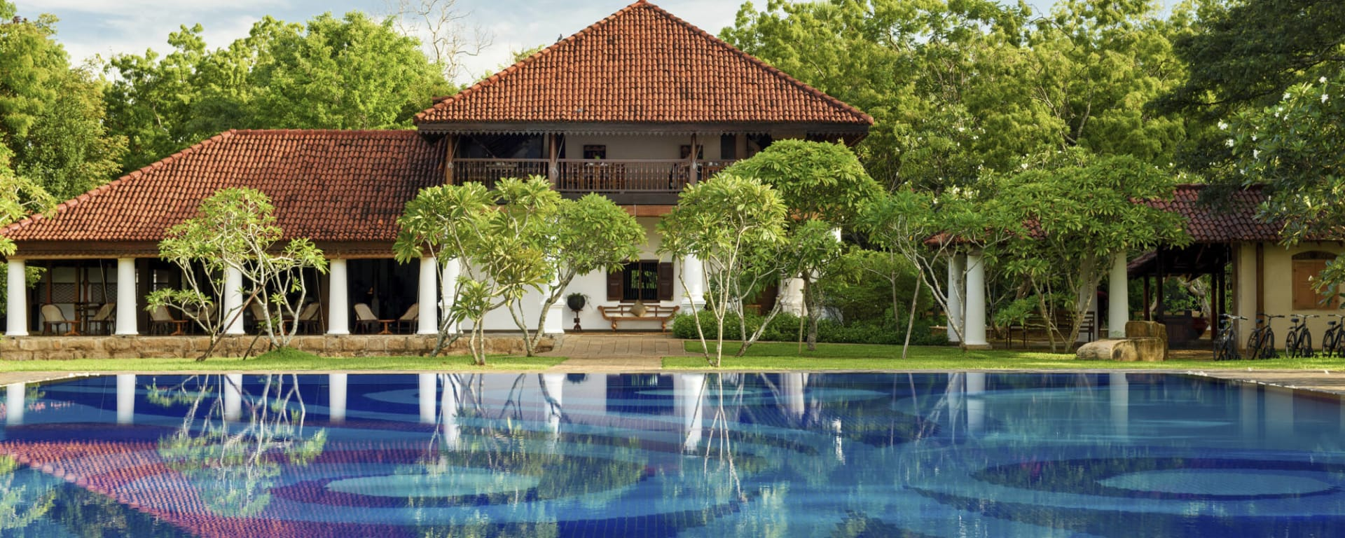 Uga Ulagalla in Anuradhapura: Sri Lanka Ulagalla Anuradhapura Pool