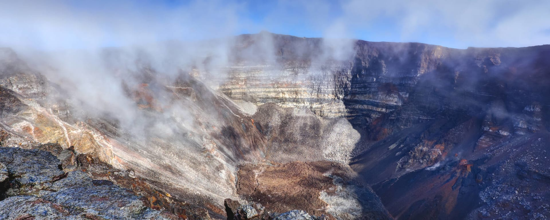 Vulkan & Wilder Süden, EN, Ganztägig in Zentral La Réunion: Réunion Vulkan