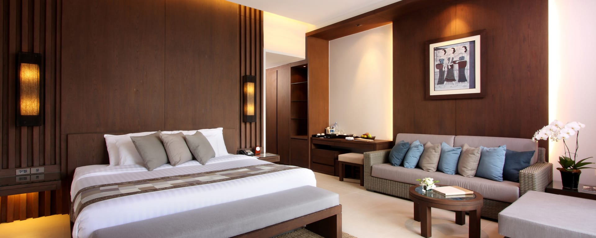 Cape Panwa Hotel in Phuket: Phuket Cape Panwa Hotel Junior Suite