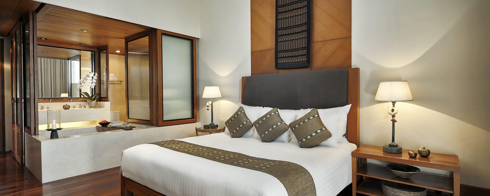 Anantara Hua Hin Resort: Thailand Anantara Hua Hin Resort Junior Lagunenblick Suite