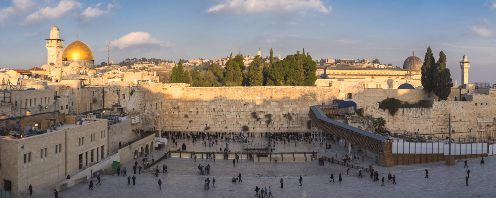 Israel entdecken mit Tischler Reisen: Israel Jerusalem Altstadt