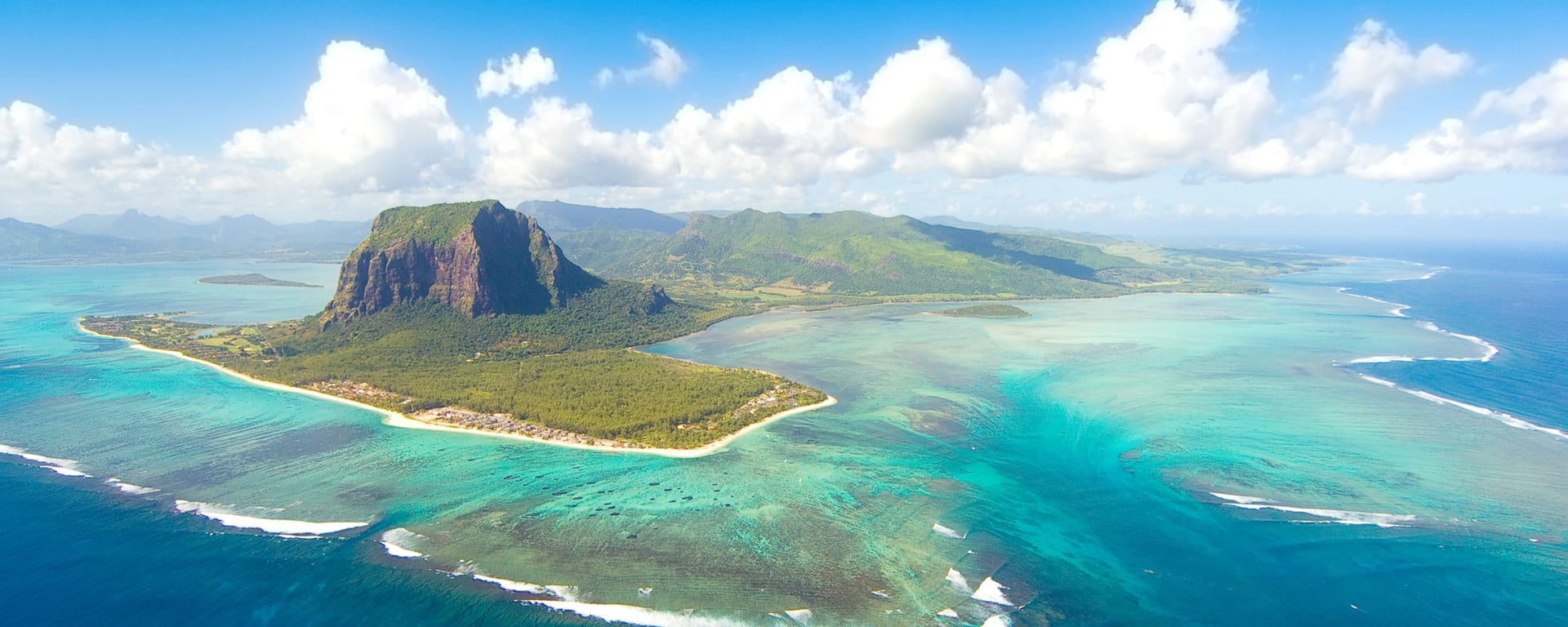 Mauritius entdecken mit Tischler Reisen: Mauritius Le Morne Halbinsel