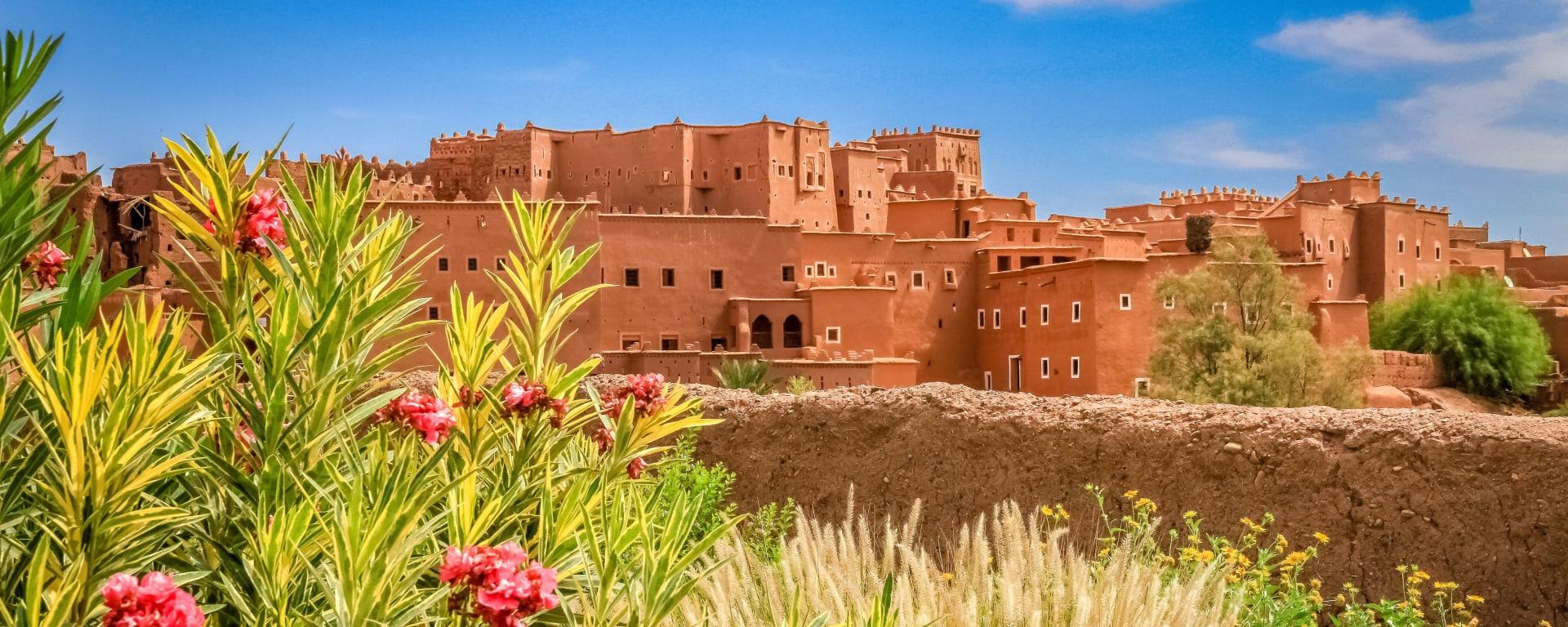 Auf den Straßen und Pisten des Königreichs ab Marrakesch: Ouarzazate