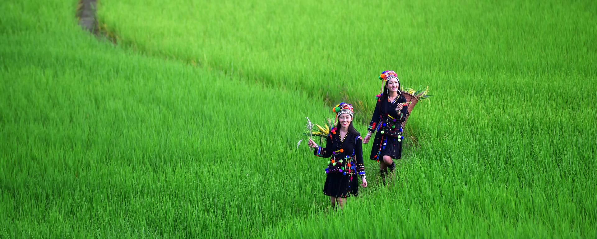 Thailand entdecken mit Tischler Reisen: Thailand Bergvölker