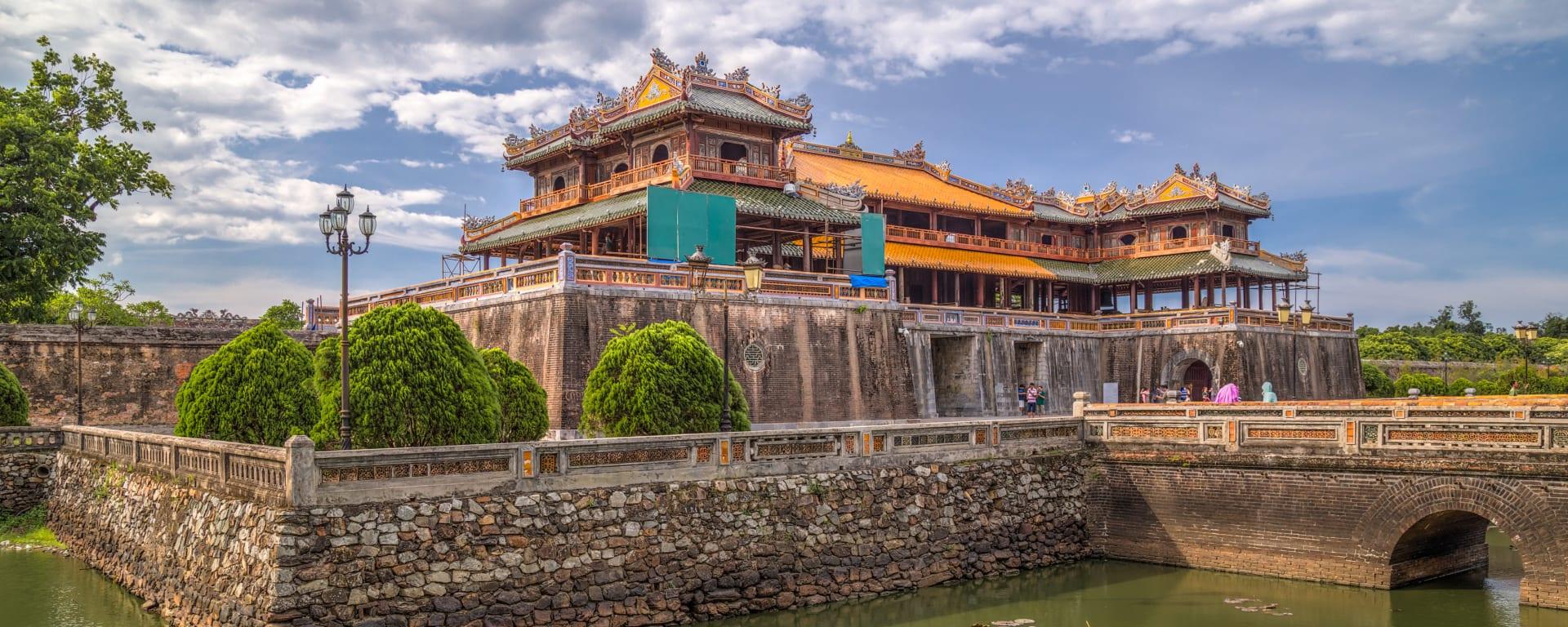 Vietnam entdecken mit Tischler Reisen: Vietnam Hue Verbotene Stadt