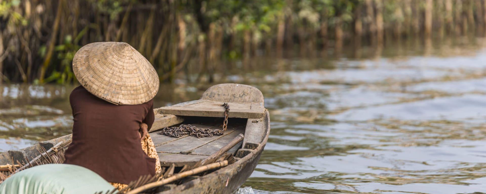 Mekong Eyes Cruises, ab/bis Saigon: Vietnam Mekong Delta