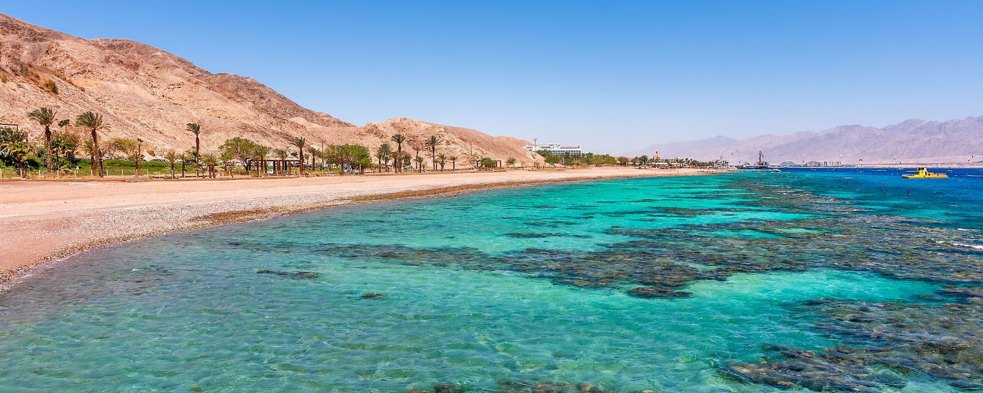 Israel entdecken mit Tischler Reisen: Israel Eilat Rotes Meer