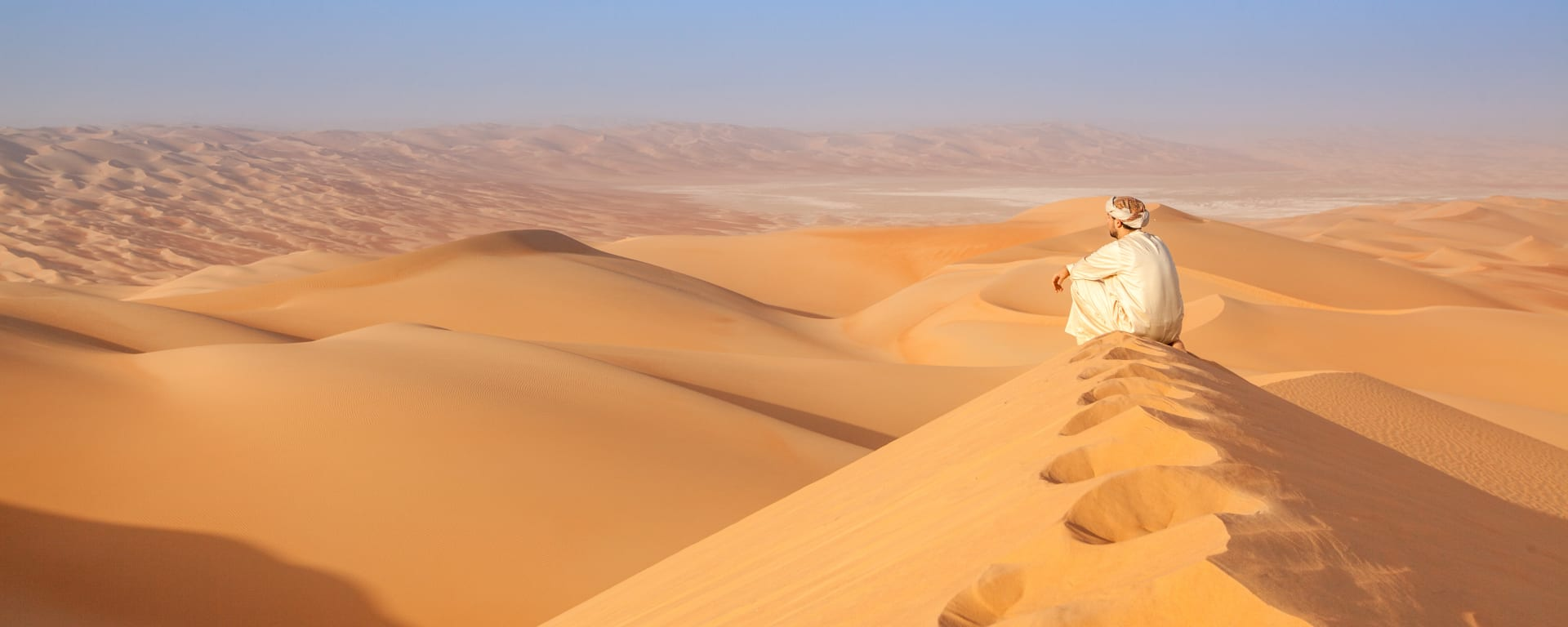Saudi Arabien entdecken mit Tischler Reisen: Saudi Arabien Wueste Leeres Viertel